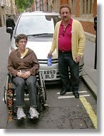 Wheelchair access normally not a problem