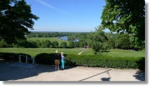 An Icon ~ The Richmond Hill View over the Thames